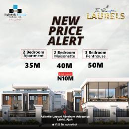 Massionette for sale Signature Laurels, Atlantic Layout Estate Abraham adesanya estate Ajah Lagos