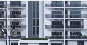 2 bedroom Blocks of Flats for sale The Apartment Monastery road Sangotedo Lagos