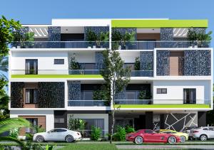 2 bedroom Blocks of Flats for sale Pearl Residence Abijo Ajah Lagos