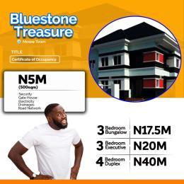 Detached Bungalow for sale Bluestone Treasure Estate, Mowe Ofada Mowe Obafemi Owode Ogun