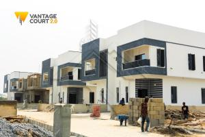 3 bedroom Semi Detached Duplex House for sale Vantage court 2, inside Richland estate, Bogije, Ajah Lakowe Ajah Lagos