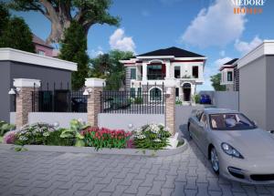 Detached Duplex House for sale Abijo GRA Abijo Ajah Lagos