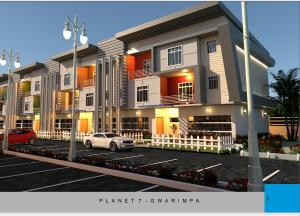 4 bedroom Terraced Duplex House for sale Life camp behind the polo club Life Camp Abuja