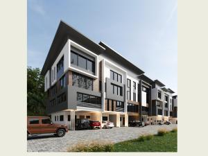 4 bedroom Terraced Duplex for sale Off Bourdillon Bourdillon Ikoyi Lagos