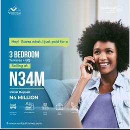 3 bedroom Terraced Duplex House for sale Abijo Gra Sangotedo Lagos