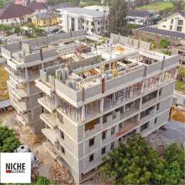 2 bedroom Flat / Apartment for sale Osborne Phase 1 Estate Ikoyi Osborne Foreshore Estate Ikoyi Lagos