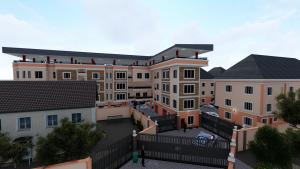 4 bedroom Shared Apartment Flat / Apartment for sale Located At Osapa London By Circular Shoprite Lekki Lagos Nigeria Osapa london Lekki Lagos
