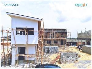 3 bedroom Terraced Duplex for sale Atlantic Layout Estate, General Paint Bus Stop, Ajiwe By Abraham Adesanya Ajiwe Ajah Lagos