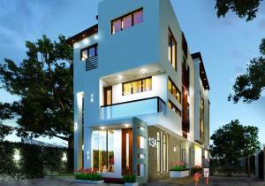 3 bedroom Terraced Duplex House for sale Off Babs Animashaun  Bode Thomas Surulere Lagos