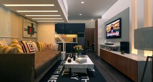 1 bedroom mini flat  Private Office Co working space for rent Ikogosi Osborne Foreshore Estate Ikoyi Lagos