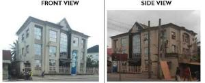 Office Space Commercial Property for sale NO 3. UDOTUNG UBO STREET, OFF ORON ROAD, UYO, AKWA IBOM STATE. Uyo Akwa Ibom