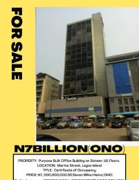 Commercial Property for sale Marina Lagos Island Lagos