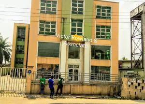 Office Space Commercial Property for sale Olu Obasanjo road D-Line Port Harcourt Rivers
