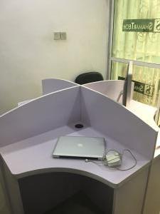 Workstation Co working space for shortlet Ikorodu Crescent Dolphin Estate Ikoyi Lagos