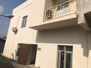 1 bedroom mini flat  Private Office Co working space for rent NOT FAR FROM ABRAHAM ADESNAYA ROUNDABOUT,FACING THE EXPRESS  Off Lekki-Epe Expressway Ajah Lagos