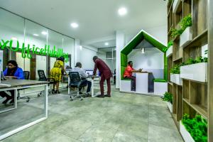 Private Office Co working space for rent 15th Street Central Area Abuja