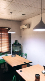 1 bedroom mini flat  Office Space Commercial Property for rent ... Jibowu Yaba Lagos