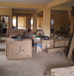 Office Space Commercial Property for rent unec Enugu Enugu