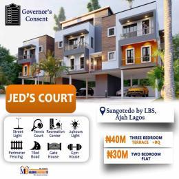 2 bedroom Blocks of Flats for sale Near Lagos Business School, Lekki Epe Express Off Lekki-Epe Expressway Ajah Lagos