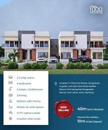 4 bedroom Semi Detached Bungalow House for sale Sangotedo, Shoprite, Skymall. LBS Ibeju-Lekki Lagos