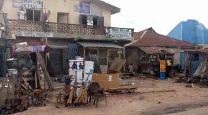 Commercial Land Land for sale  moniya council, radikas filling station, moniya police station  Moniya Ibadan Oyo