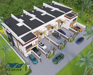 4 bedroom Terraced Duplex for sale Gbagada Lagos