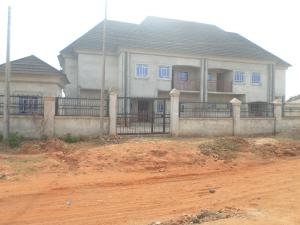 5 bedroom Semi Detached Duplex House for sale On the axis of core-area Asaba Delta