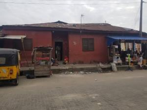 Land for sale Adejiyan Street, Safejo,  Amukoko Orile Lagos