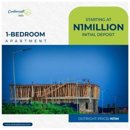 1 bedroom mini flat  Self Contain Flat / Apartment for sale Camberwall Court Abijo GRA Abijo Ajah Lagos