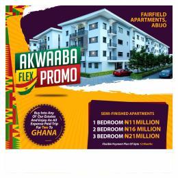 1 bedroom mini flat  Mini flat Flat / Apartment for sale Fairfield Apartments, Eastland Golf Estate, 5 Minutues From Novare Shoprite Abijo Ajah Lagos