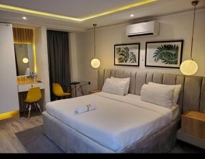 1 bedroom mini flat  Blocks of Flats House for shortlet - Lekki Lagos