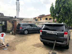 Mixed   Use Land Land for rent .. Adeniran Ogunsanya Surulere Lagos