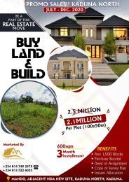 Residential Land Land for sale Angwan Lema, Mando, Adjacent Nda Kaduna North Kaduna