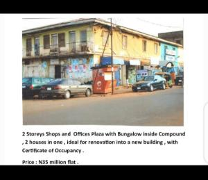 Commercial Property for sale Leventis Area of Central Market Chikun Kaduna