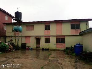 Blocks of Flats House for sale Off Vulcaniser Bus Stop, Akowonjo Road Akowonjo Alimosho Lagos