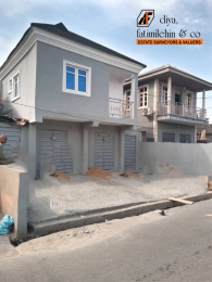 Commercial Property for sale Along Clegg Street, Off Fagbile Ojuelegba. Surulere Lagos