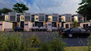 4 bedroom Terraced Duplex for sale Lekki Palm City Ado Ajah Lagos