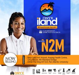 Residential Land for sale Excision Arapagi Oloko Ibeju-Lekki Lagos