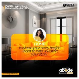 2 bedroom Semi Detached Duplex House for sale Bogije Ibeju-Lekki Lagos