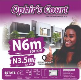 Residential Land Land for sale Sitting Beside Dangote Park/staff Quarters Origanrigan Ibeju-Lekki Lagos
