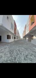 4 bedroom Terraced Duplex House for sale Orchid road by second toll gate  Lekki Phase 2 Lekki Lagos