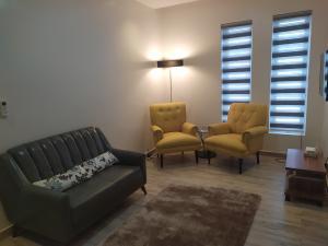 3 bedroom Terraced Duplex House for shortlet Off Oregun Road Oregun Ikeja Lagos