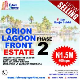 Commercial Land Land for sale Ise Town, Lacampaign  Tropicana  Ise town Ibeju-Lekki Lagos