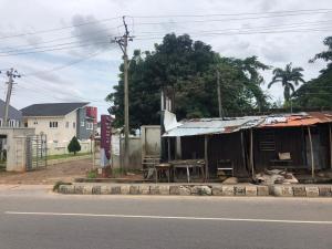 Land for sale Along Jericho Road Beside Adron Court Housing Estate Opposite Goden Tulip Hotel Jericho Ibadan. Jericho Ibadan Oyo
