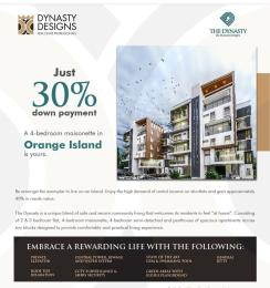 4 bedroom House for sale Orange island Lekki Lagos