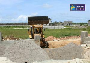 Serviced Residential Land for sale Opposite Amen Estate Phase 1 Eleko Ibeju-Lekki Lagos