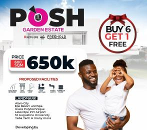 Mixed   Use Land for sale Ketu Epe, Just 5 Minutes Drive To The Popular Grace Polythechnic Epe Lagos