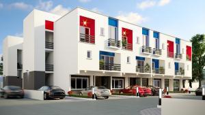 1 bedroom mini flat  Flat / Apartment for sale Alternative route chevron Lekki Lagos