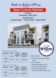Mixed   Use Land Land for sale Opp. Fara Park Estate, Off Lekki Epe Expressway Sangotedo Ajah Lagos