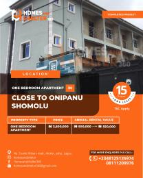 1 bedroom mini flat  Mini flat Flat / Apartment for sale - Shomolu Lagos